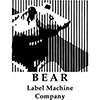 Bear Label Machines Logo